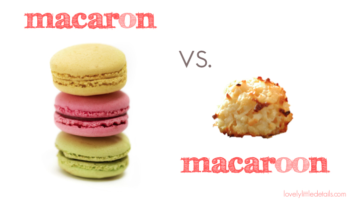 macaroon-vs-macaron