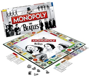 Beatles-Monopoly